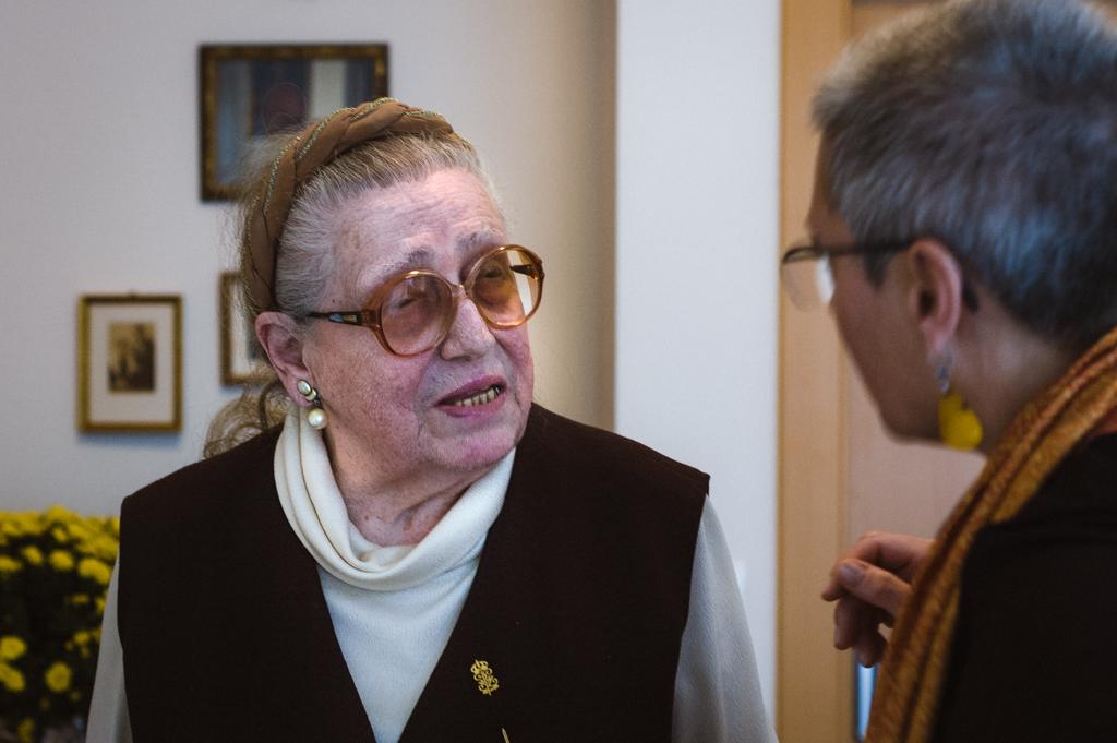 Erika Fuchs im Oktober 2007